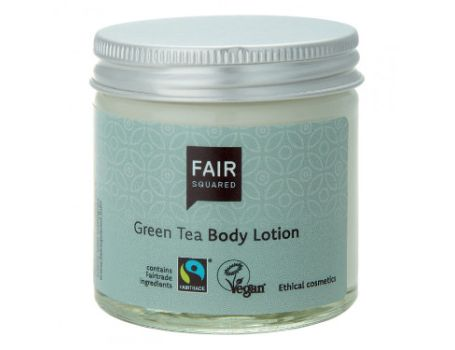 Body Lotion Groene Thee - 100 ml - FairSquared