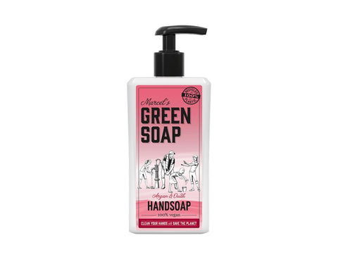 Handzeep Argan & Oudh 500ml - Marcel's Green Soap