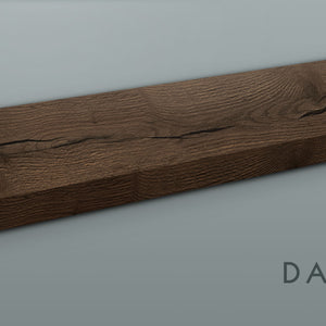 Dark Distressed Oak