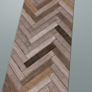 Recycled Timber Boards Herringbone