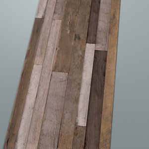 Recycled Timber Boards Vertical