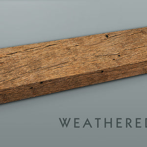 Weathered Timber - Natural