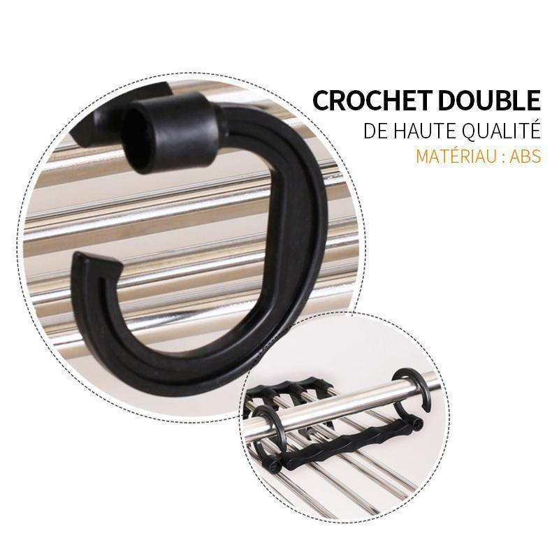 Cintre Multifonctionnel Crochet Hook