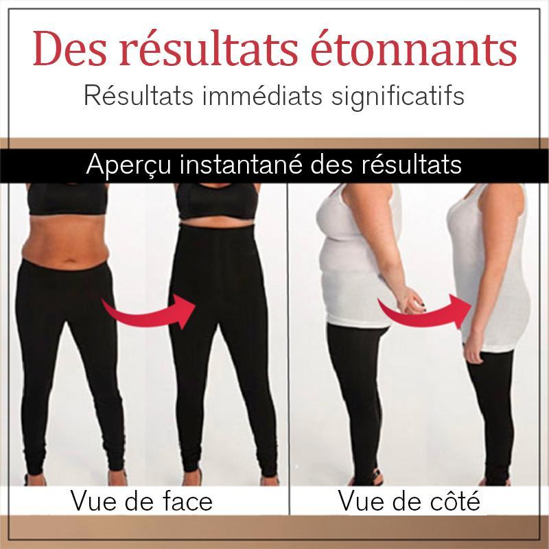 Shaper en similicuir Stretch-Fit