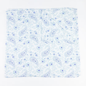 Paisley Cotton Blanket (O/S)