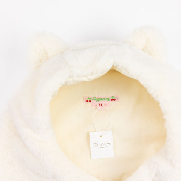 Faux Fur Baby Wrap (O/S)