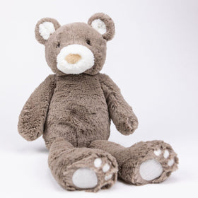 Taupe Teddy Bear