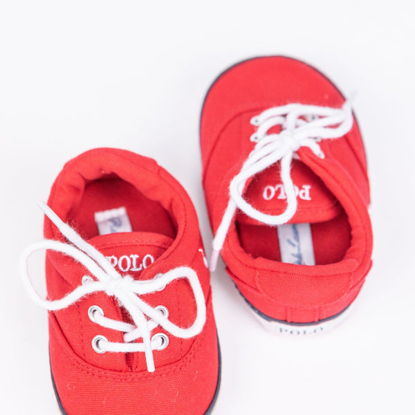 Canvas Sneakers (3T)