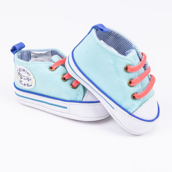 Slip-on Tennis Shoes (3-6M)