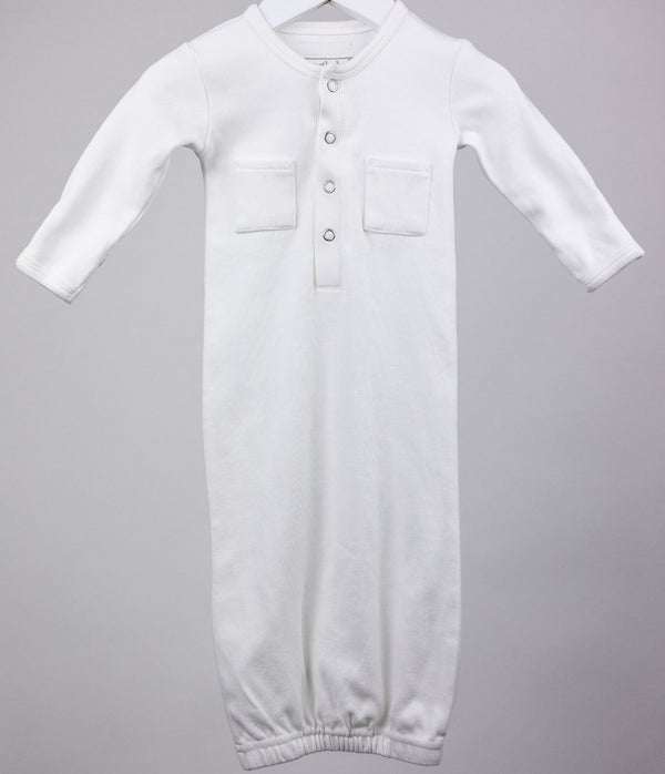 Layette Gown (0-3M)