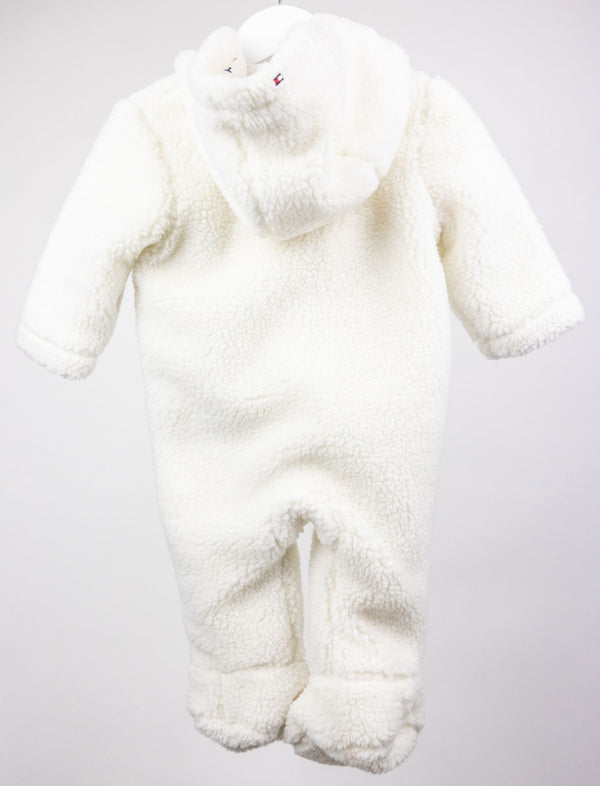 Teddy Footie (3-6M)