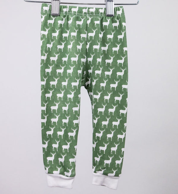 Tiny Deer Pajamas (6M)