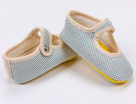 Cotton/Canvas Shoes (0-6M)