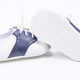 Saddle Crib Shoe (6-12M)