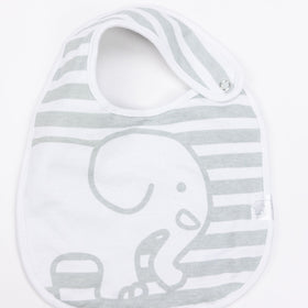 Waterproof Striped Bib (O/S)