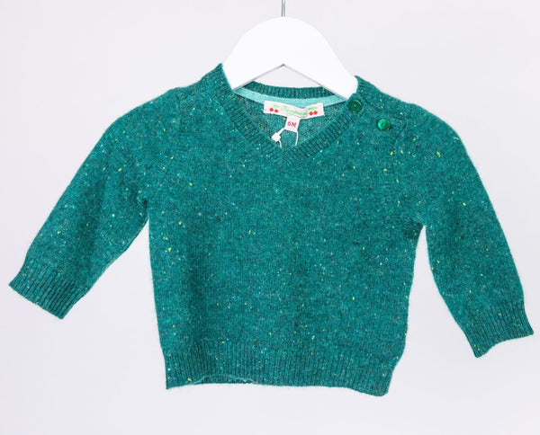 Cashmere Sweater (6M)