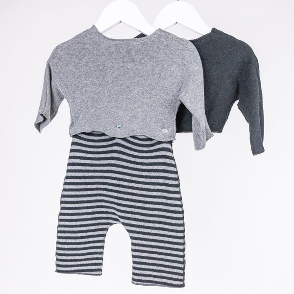 Interchangeable Knit Outfit (6-12M)