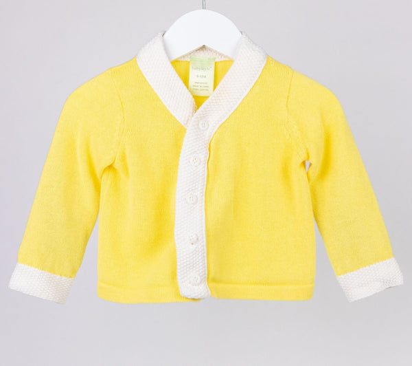 Button-up Cardigan (6-12M)