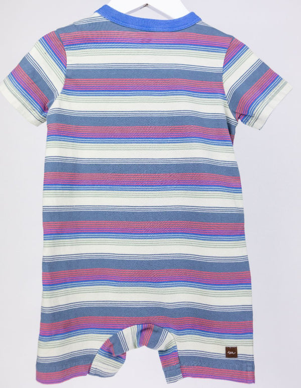Multi-Stripe Romper (12-18M)
