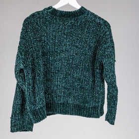 Chenille Sweater (XS)