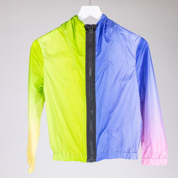 Multicolored Windbreaker (10 yrs)