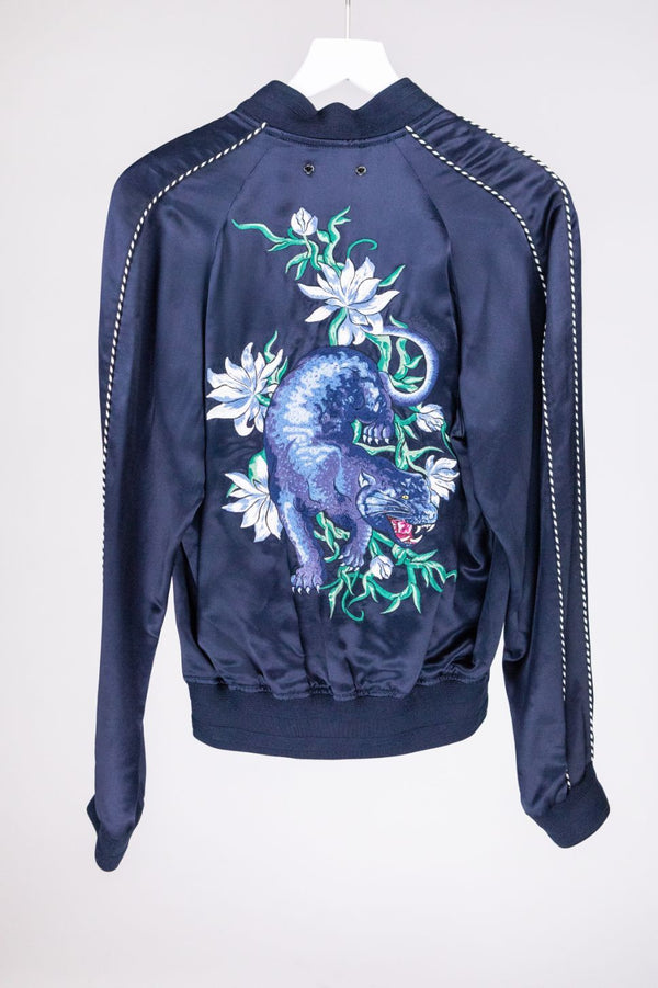 Rare Embroidered Bomber Jacket (12-14 yrs)