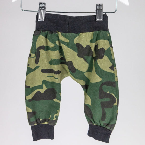Camo Leggings (0-3M)