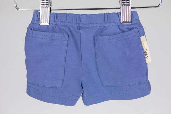 Pull-on Shorts (0-6M)