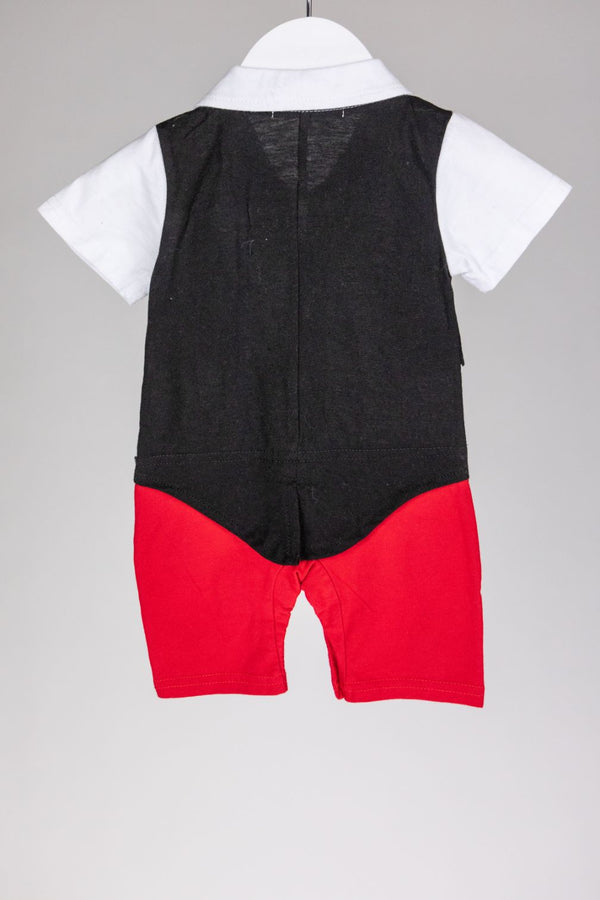 Sharp-Dressed Romper (18M)