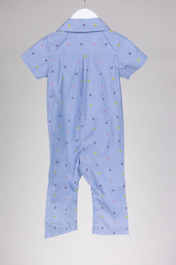Mini-Flags Romper (18-24M)