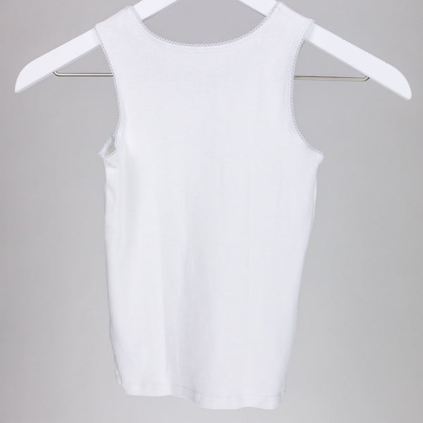 Undershirt with bow (7-8 yrs)