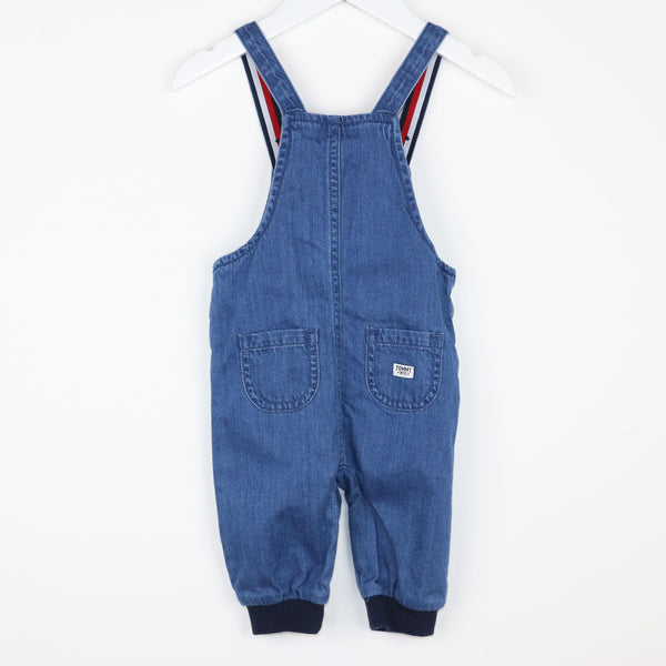 Pouch Pocket Overalls (6M)