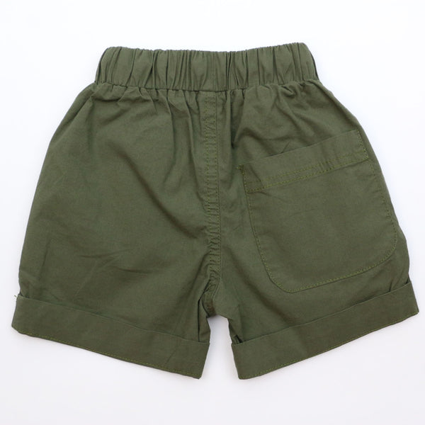Cuffed Shorts (2 YRS)