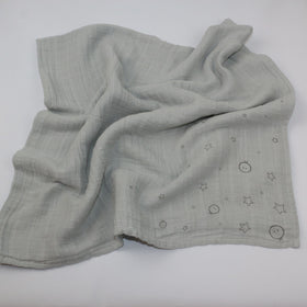 Outer-space Organic Swaddle