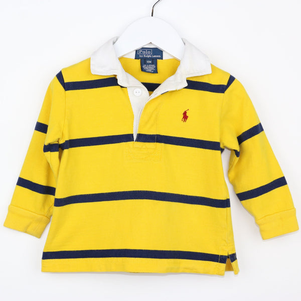 Polo Rugby Shirt (18M)
