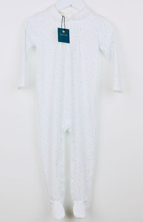 Starry Night Pajama Footie (12-18M)