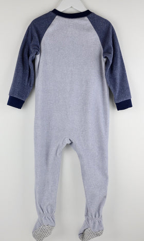 Carter's Friendly Bear Footie PJ's (3T)