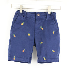 AO76 Pineapple Twill Shorts (6Y)