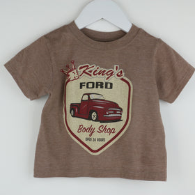 King's Ford Body Shop T-Shirt (12M)