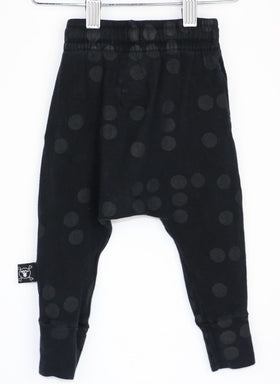 Dot Harem Sweatpants (6-12M)
