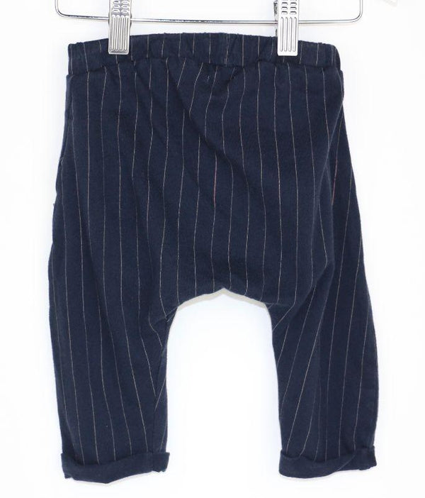 Striped Harem Pants (9-12M)