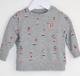 TH. KIDS Basketball Sweatshirt (6-12M)