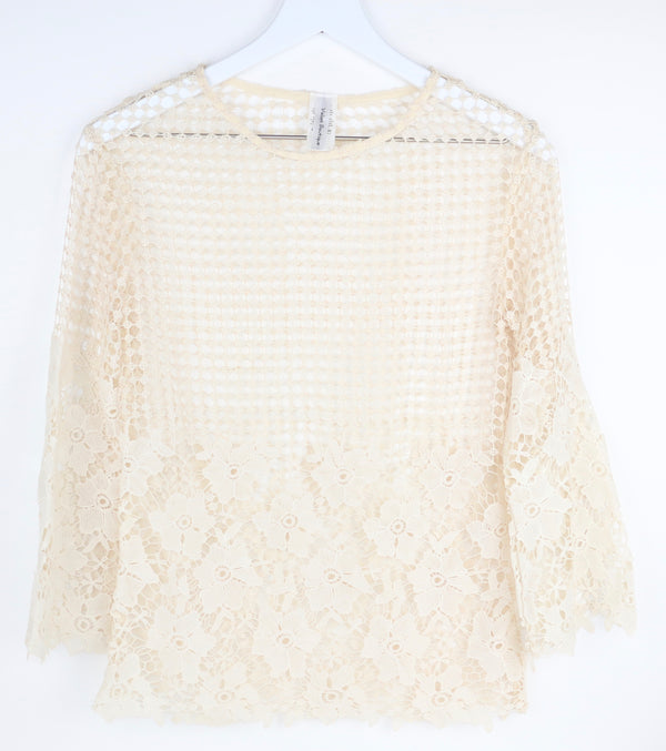 Lace Shell Top (12-14Y)