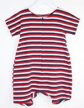 Loose Fitting Romper (2Y)