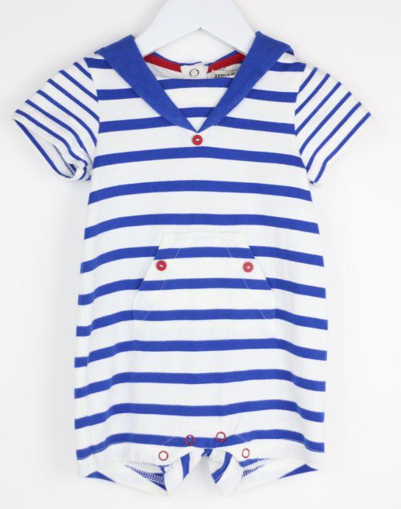 Sailor Romper (18M)