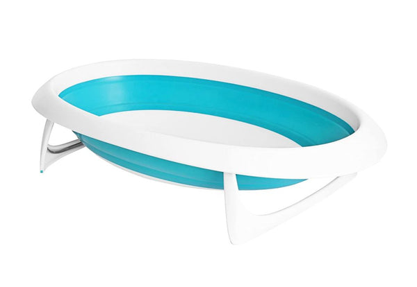 2-Position Collapsible Baby Bathtub