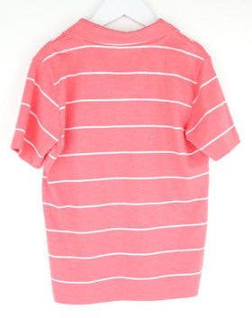 Johnnie-O Striped Pocket Polo (6Y)