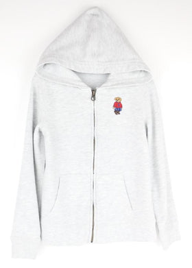 Polo by Ralph Lauren Full-Zip Teddy Hoodie (6Y)