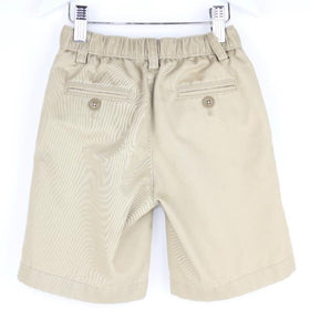 Lands End Plain Front Chino Shorts (5-6Y)