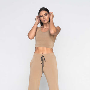 Arora Cropped Top